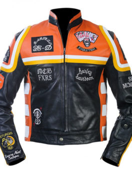 Marlboro-Harley-Davidson-Leather-Jacket
