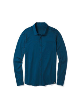 Mens-Merino-Wool-Shirt