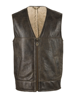 Giles-Sheepskin-Gilet-with-Nappa-Finish