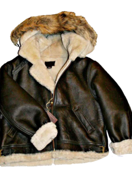 B-3-Hooded-sheepskin-Bomber-Jacket