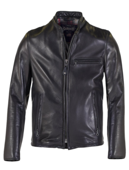 Mens-Cowhide-Calf-Leather-Jacket