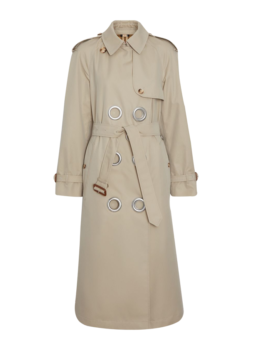 Grommet-Detail-Cotton-Gabardine-Trench-Coat