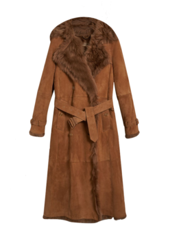 womens-Shearling-Trench-coat
