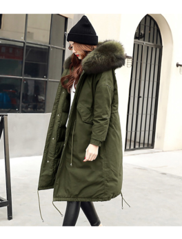 Womens-Raccon-Fur-Hodded-Parka