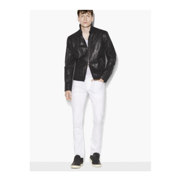Mens-Black-Classic-Leather-Jacket