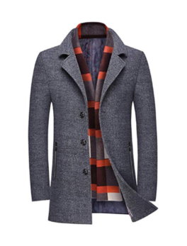 Mens-Wool-Trench-Coat-Winter-Slim-Fit-Pea-Coat