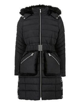 Womens-Premium-long-Padded-Jacket