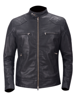 Gatsby-Black-Leather-Biker-Jacket