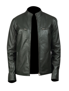 Mens-Ionic-Leather-Biker-Jacket