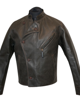 Mens-Leather-Biker-Jacket