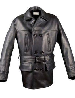 Mens-Leather-Long-Jacket