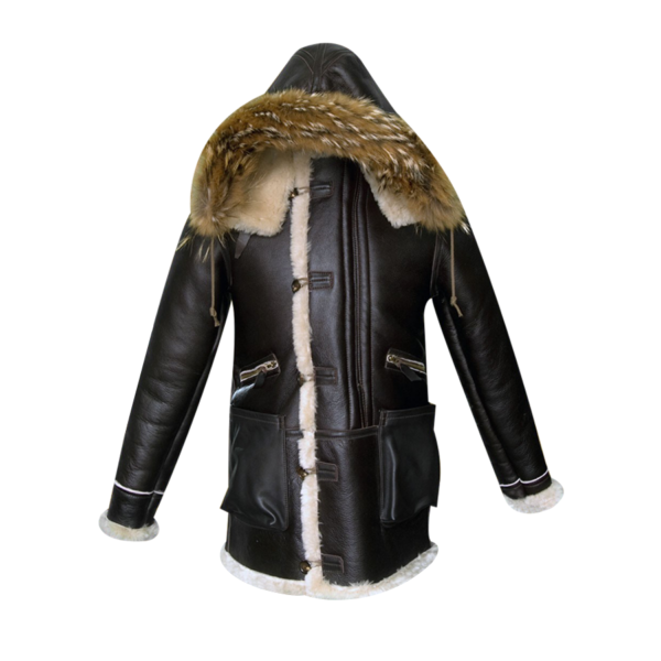 Womens-Leather-Parka-Jacket