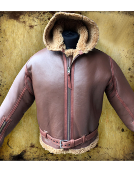Mens-Leather-Flying-Jacket