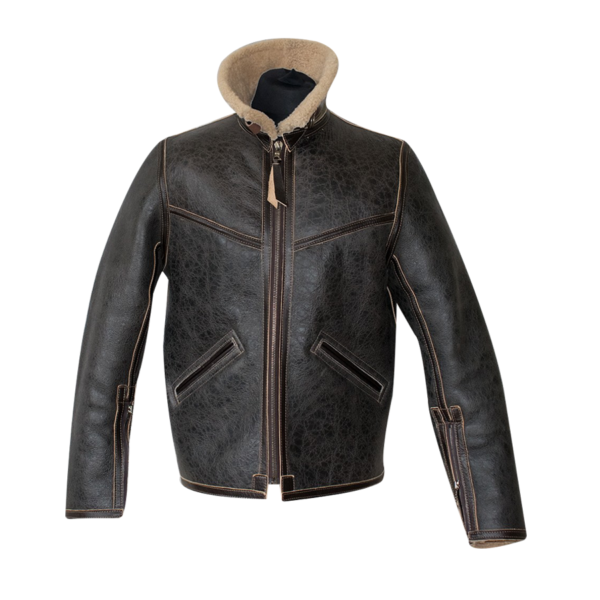 Mens-Leather-Bomber-Jacket
