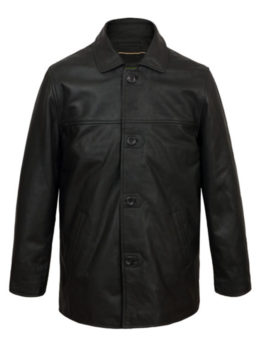 Mens-Barton-Black-Leather-Jacket
