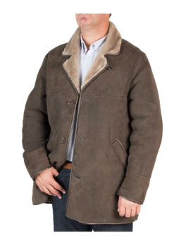 Mens-Shearling-Sheepskin-Long-Jacket