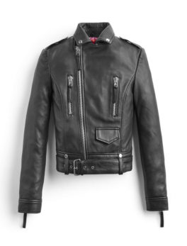 Womens-Black-Cow-Biker-Leather-Jacket