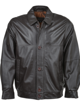 Mens-Ferdinand-Black-Leather-Jacket