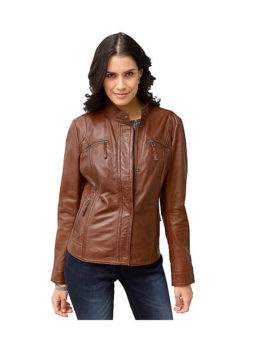 Creation-Soft-Leather-Biker-Jacket
