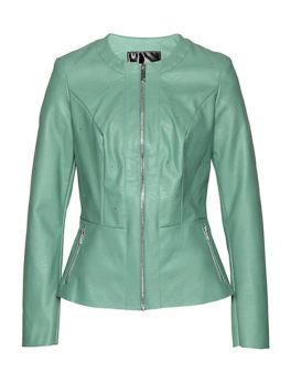 Womens-Zip-Up-Leather-Jacket