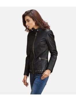 Black-Biker-Leather-Jacket