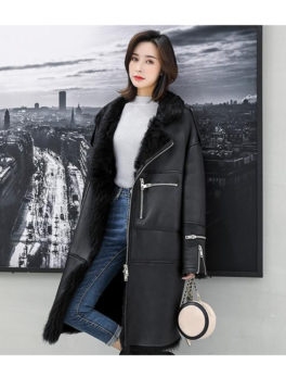 Womens-Real-Sheepskin-Fur-Shearling-Coat