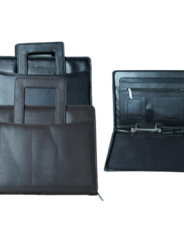 Mens-Leather-File-Folder-Business-Bag