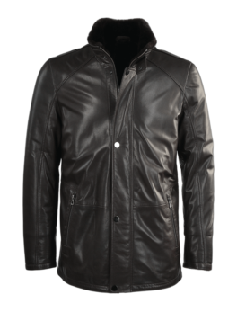 Mens-Black-Fernando-Lambskin-Leather-Coat