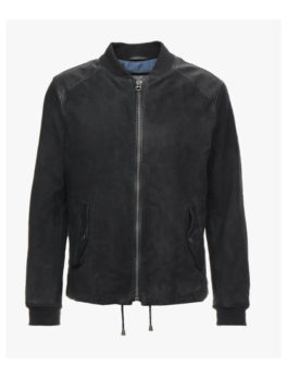 CROSBY Leather Jacket