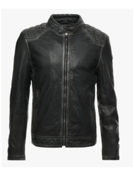 TJARK LAVEG Leather jacket