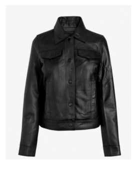Womens-Black-Western-Leather-Jacket