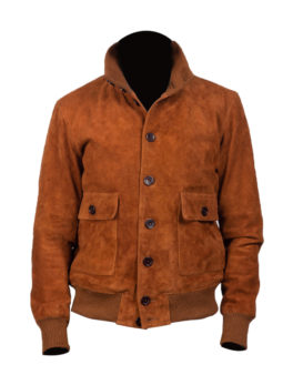 Eaton-Tan-Brown-Suede-Bomber-Jacket
