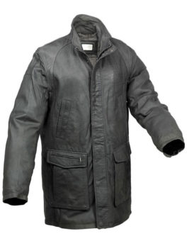 Mens-Hexham-Vintage-Charcol-Grey-Leather-Coat