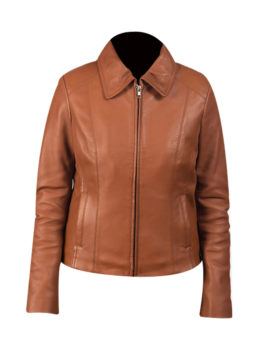 Womens-Colette-Leather-Biker-Jacket