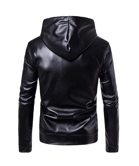 Men-Biker-Jacket-Motorcycle-Zipper-Outwear-Warm-Coat